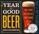 Year of Good Beer Page-A-Day Calendar 2020 - Book