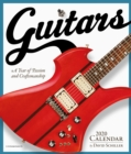 2020 Guitars Wall Calendar - Book