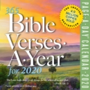 2020 365 Bible Verses-A-Year Colour Page-A-Day Calendar - Book