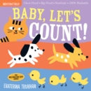 Indestructibles: Baby, Let's Count! : Chew Proof * Rip Proof * Nontoxic * 100% Washable (Book for Babies, Newborn Books, Safe to Chew) - Book