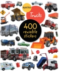 Eyelike Stickers: Trucks - Book