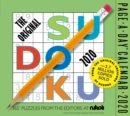 The Original Sudoku Page-A-Day Calendar 2020 - Book