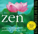 Zen Page-A-Day Calendar 2020 - Book