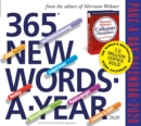 365 New Words-A-Year Page-A-Day Calendar 2020 - Book