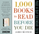 2020 1,000 Books to Read Before You Die Page-A-Day Calendar - Book