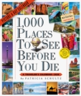 1,000 Places to See Before You Die Picture-A-Day Wall Calendar 2020 - Book