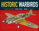 2020 Historic Warbirds Wall Calendar - Book