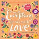 Everything Grows with Love Mini Wall Calendar 2020 - Book