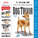 2020 a Year of Dog Trivia Colour Page-A-Day Calendar - Book