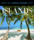 Islands Page-A-Day Gallery Calendar 2020 - Book