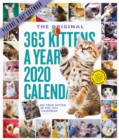 2020 365 Kittens-A-Year Picture-A-Day Calendar - Book