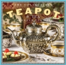 Collectible Teapot & Tea Wall Calendar 2020 - Book