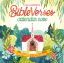 2020 the Illustrated Bible Verses Wall Calendar - Book
