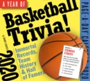 2020 Hoops! 365 Days of Basketball Trivia Page-A-Day Calendar - Book