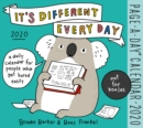 2020 its Different Every Day Page-A-Day Calendar - Book