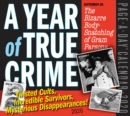 2020 a Year of True Crime Page-A-Day Calendar - Book