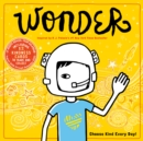 2020 Wonder Wall Calendar - Book