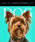 2020 Dog Page-A-Day Gallery Calendar - Book