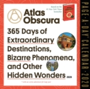 2020 Atlas Obscura Colour Page-A-Day Calendar - Book