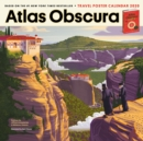 2020 Atlas Obscura Wall Calendar - Book