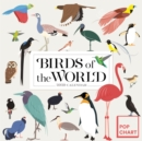 Birds of the World by Pop Chart Lab Wall Calendar 2020 - Book