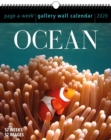 Ocean Page-A-Week Gallery Wall Calendar 2020 - Book