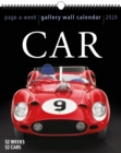Car Page-A-Week Gallery Wall Calendar 2020 - Book