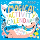 2020 Magical Activity Calendar Wall Calendar - Book