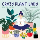 2020 Crazy Plant Lady Mini Wall Calendar - Book
