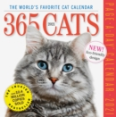 365 Cats Page-A-Day Calendar 2021 - Book