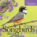 2021 Audubon Songbirds Mini Wall Calendar - Book