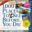 1000 Places to See Page-A-Day Calendar 2021 - Book