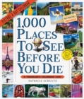 2021 1000 Places to See Before You Die Picture-A-Day Wall Calendar - Book