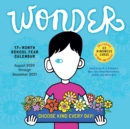 2021 Wonder  Wall Calendar - Book