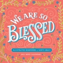 2021 We are So Blessed Mini Wall Calendar - Book