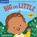 Indestructibles: Big and Little : Chew Proof * Rip Proof * Nontoxic * 100% Washable (Book for Babies, Newborn Books, Safe to Chew) - Book