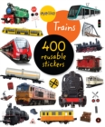 Eyelike Stickers: Trains - Book