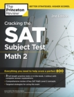 Cracking the Sat Math 2 Subject Test - Book