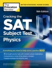 Cracking the Sat Physics Subject Test - Book