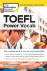 TOEFL Power Vocab : 800+ Essential Words to Help You Excel on the TOEFL - eBook