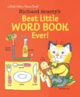 Richard Scarry's Best Little Word Book Ever! - Book