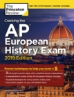 Cracking the AP European History Exam : 2019 Edition - Book