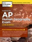 Cracking the AP Human Geography Exam : 2019 Edition - Book