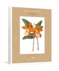 Wall of Orchids : 20 Rare Botanical Prints to Frame - Book