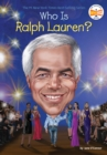 Who Is Ralph Lauren? - Book
