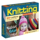Knitting 2020 Activity Day-to-Day Calenar - Book