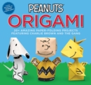 Peanuts Origami : 20+ Amazing Paper-Folding Projects Featuring Charlie Brown and the Gang - Book