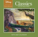 Disney Dreams Collection by Thomas Kinkade Studios: Collectible Print with 2021 : Classics - Book