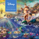 Disney Dreams Collection by Thomas Kinkade Studios: 2021 Wall Calendar - Book
