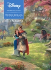 Disney Dreams Collection by Thomas Kinkade Studios: 2021 Monthly/Weekly Engageme - Book